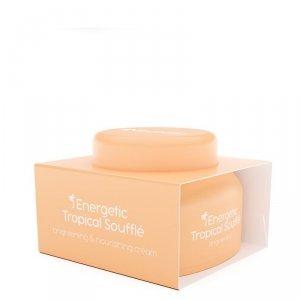 Nacomi - Energetic Tropical Souffle kremowy suflet rozświetlający do twarzy 50ml