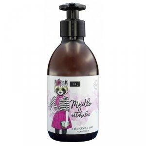 Naturalne mydło w płynie regenerujące ekstrakt z wiśni 300ml