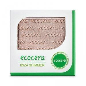 Ecocera - Shimmer Powder puder rozświetlający Ibiza 10g