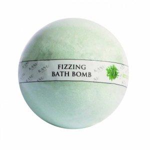 Kanu nature - Fizzing Bath Bomb kula musująca do kąpieli Trawa Cytrynowa 160g