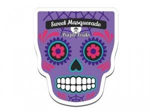 Dr. mola - Sweet Masquarade Purple Fruits Sheet Mask nawadniająco-rewitalizująca maseczka w płachcie 23ml