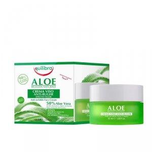 Equilibra - Aloe Anti-Wrinkle Face Cream przeciwzmarszczkowy krem do twarzy 50ml