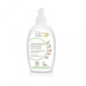 Natura bella baby - Antybakteryjny płyn do mycia rąk i pupy dla dzieci 300ml