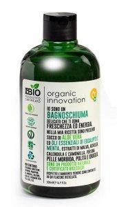 Organic innovation - Naturalny aloesowy żel pod prysznic Mięta i Eukaliptus 500ml