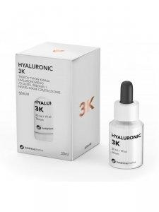 Botanicapharma - Hyaluronic 3K serum na bazie 3 rodzajów kwasu hialuronowego 30ml