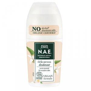 N.a.e - Delicatezza Deodorant dezodorant w kulce z ekstraktem z kwiatu pomarańczy 50ml