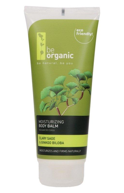 Be Organic, Balsam do ciała, Szałwia i miłorząb, 200ml