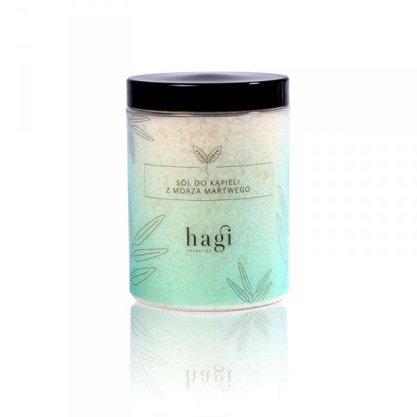Hagi, Sól do kąpieli z Morza Martwego, 1200g