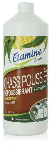Etamine du Lys, Uzupełnienie Sprayu do Sprzątania Kurzu, Organiczny Eukaliptus, 1000 ml