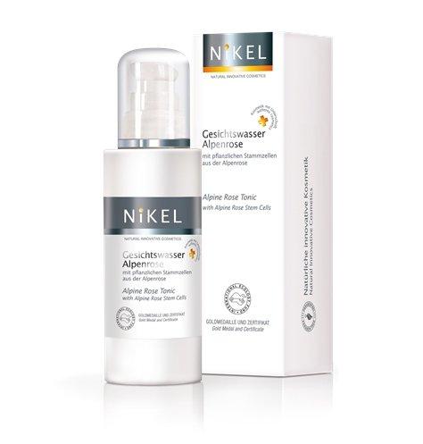 NIKEL, Tonik z komórkami macierzystymi róży alpejskiej INTENSIVE CARE, 125ml