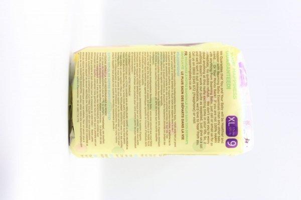 Beaming Baby, size 9, PANTS jednorazowe biodegradowalne pieluchomajtki, XL, 19 szt.