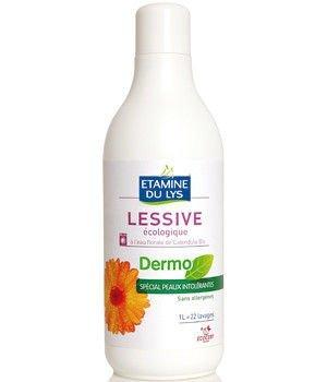 Etamine du Lys, Dermo hypoalergiczny płyn do prania dla alergików, dzieci i osób o wrażliwej skórze, 1000 ml