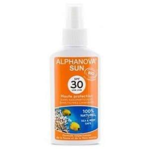 Alphanova Sun Bio Spray Przeciwsłoneczny, filtr SPF30, 125ml