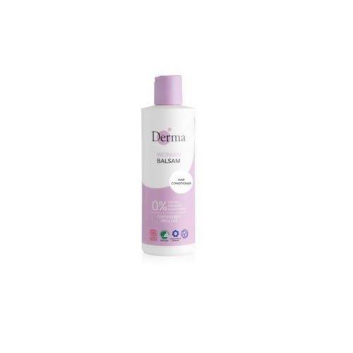 Derma Eco Woman Odżywka do włosów certyfikowana organiczna i hipoalergiczna 250ml