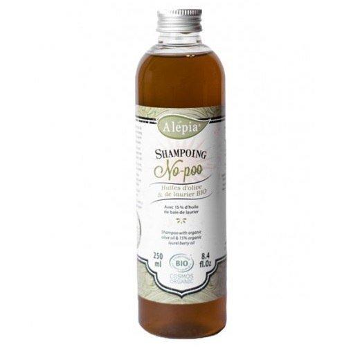 ALEPIA Szampon do włosów suchych z olejem Laurowym 15% 250ml