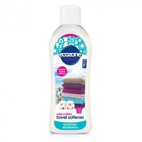 ECOZONE Płyn zmiękczający do ręczników 17 prań 1L