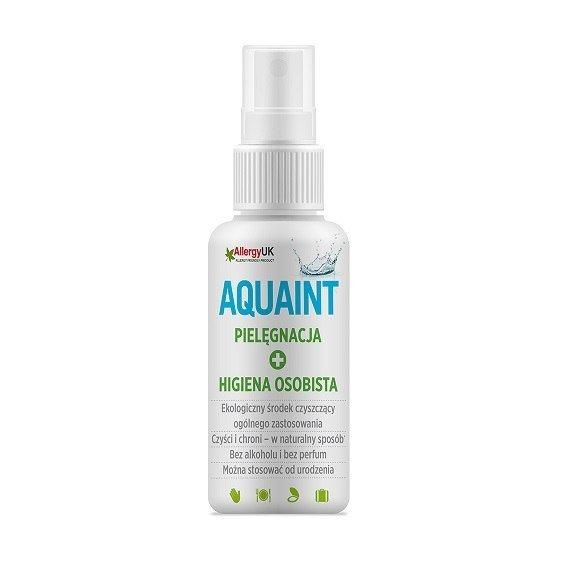 Aquaint, Woda do pielęgnacji i higieny osobistej 50ml