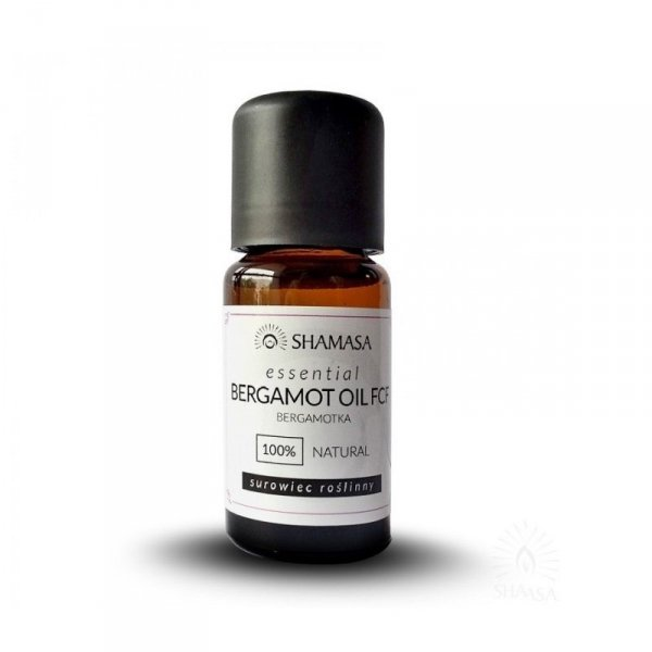 SHAMASA Esencja z Bergamotki 100% naturalny olejek 15ml