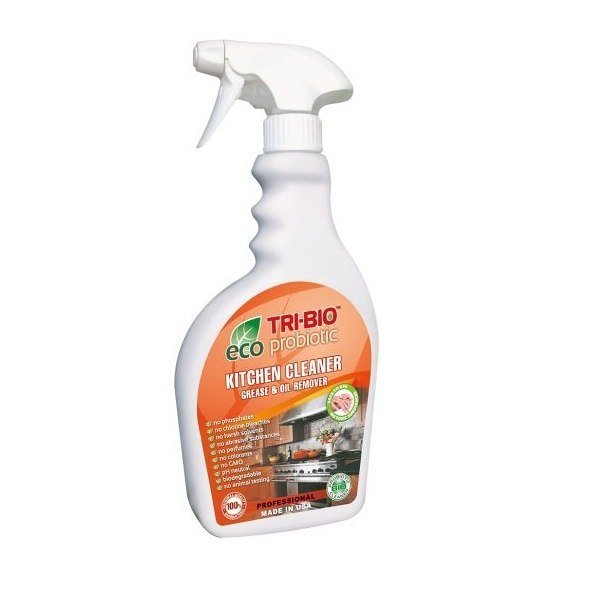 TRI-BIO Probiotyczny spray do czyszczenia kuchni 420 ml