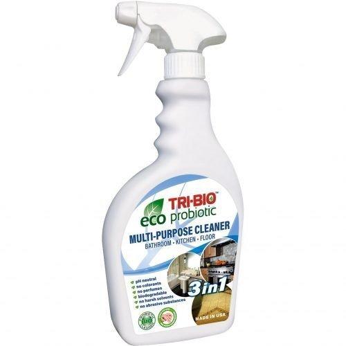 TRI-BIO Probiotyczny uniwersalny spray czyszczący 3w1 420 ml