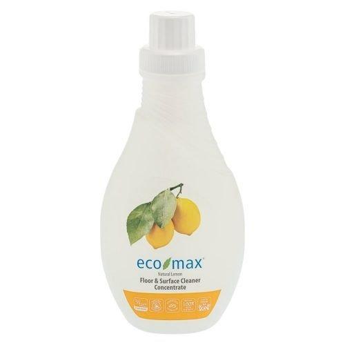 ECO-MAX Koncentrat do czyszczenia podłóg i wszelkich powierzchni CYTRYNA 1,05L