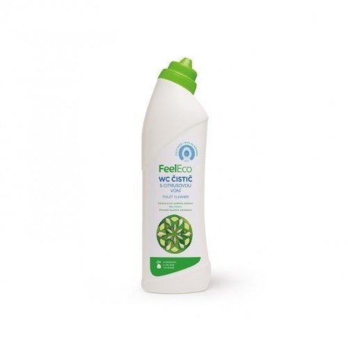 FEEL ECO Ekologiczny, skoncentrowany płyn do czyszczenia toalet WC 750ml