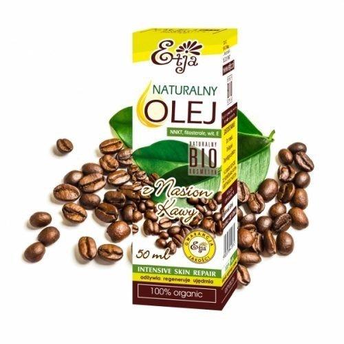Etja Olej z Nasion Kawy BIO 50ml