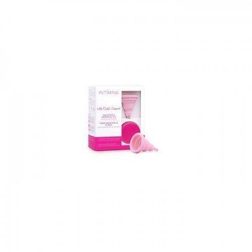 INTIMINA LILY CUP Składany kubeczek menstruacyjny Compact Rozmiar A