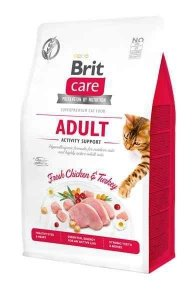 Brit Care Activity Support GF 7kg dla kotów aktywnych