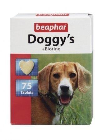 beaphar Doggy's Biotine 75szt. - przysmak witaminowy z biotyną