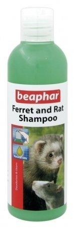 beaphar Szampon dla Fretek i Szczurów 200ml