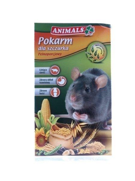 Animals Pokarm dla Szczurka 500g