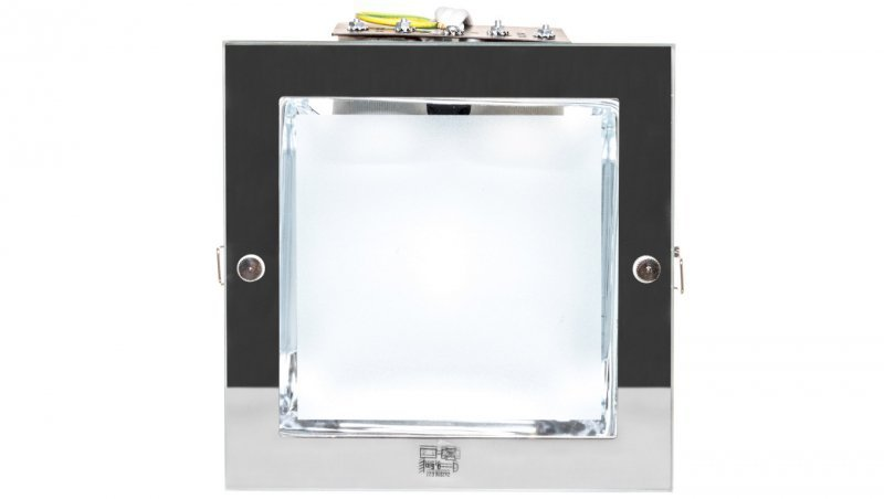 Oprawa downlight 2x 20W E27 220-240V IP20 210mm SHIRO DLL-220-SC 18291