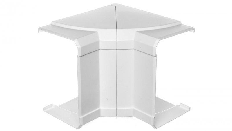 Kąt wewnętrzny regulowany 110x70mm 85-95 stopni BRN 70110 biały G12019010