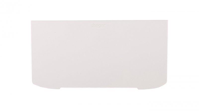 Końcówka 130x70mm BRN 70130 biała G12139010