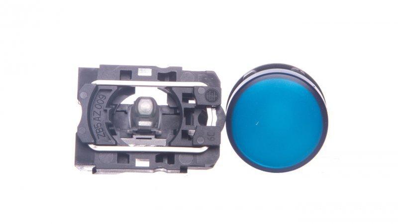 Lampka sygnalizacyjna 22mm niebieska 24V AC/DC XB5AVB6