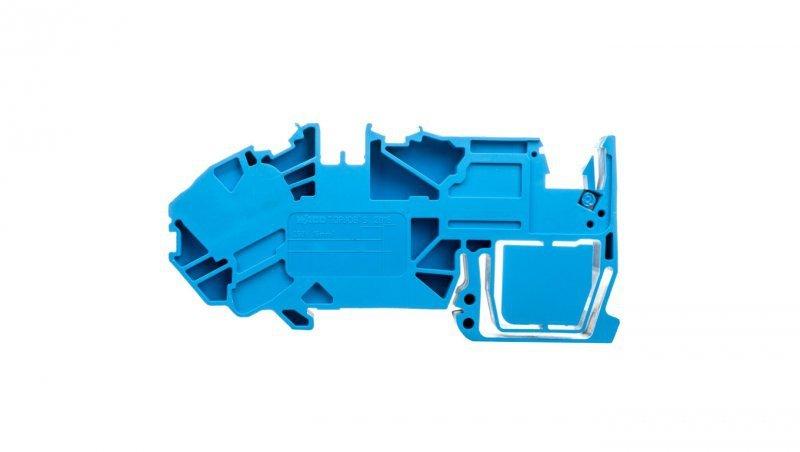 Złączka szynowa rozłączalna N 16mm2 niebieska 2016-7714 TOPJOBS