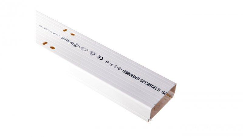 Kanał ULTRA 60x25mm 2m biała ETK60325