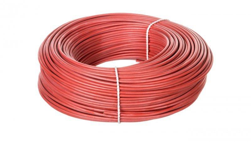 Przewód silikonowy OLFLEX HEAT 180 SiF 1x2,5 czerwony 0052104 /100m/