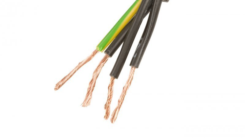 Przewód sterowniczy OLFLEX CLASSIC 110 Black 0,6/1kV 4G1,5 1120309 /bębnowy/