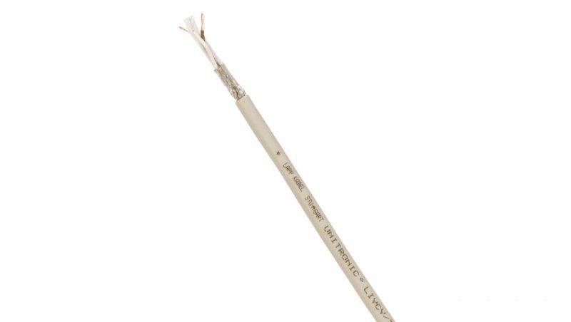 Przewód UNITRONIC LiYCY (TP) 2x2x0,5 0035810 /bębnowy/