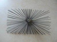 Schornsteinbesen Rechteckig Kaminbesen aus Stahl 20 x 28cm