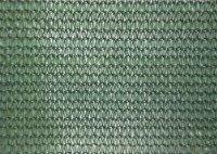 1 x 25 Meter 135 g/m2 Schattiernetz Schattiergewebe Sonnenschutz Zaunblende