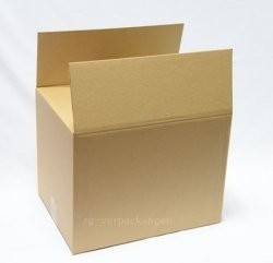 200x Faltkarton Karton 400x300x300 C-Welle