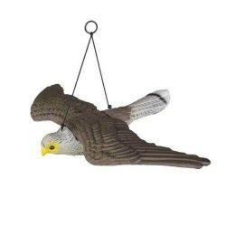 12x Taubenschreck Vogelscheuche Taubenabwehr Vogelabwehr - fliegender Falke