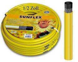 """Gartenschlauch Sunflex 1/2"""" 20 Meter Lang"""