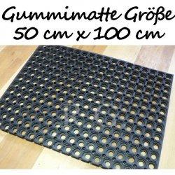 Gummimatte Compos 50cm x 100cm