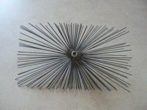 Zugseil für Kaminbesen 12 m Schornsteinbesen inkl Karabinerhaken