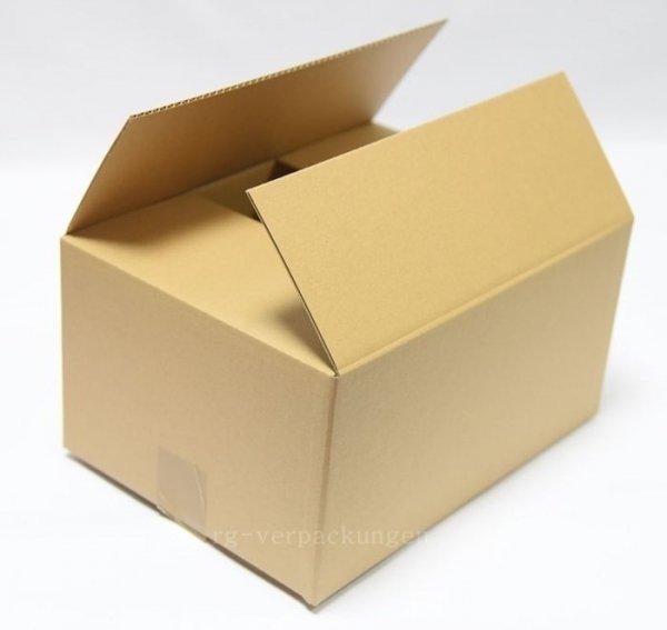 200x Faltkarton Karton 330x240x160