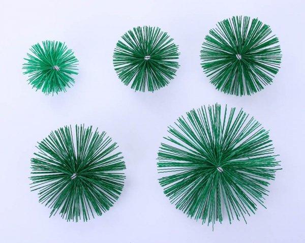 Schornsteinbesen Kaminbesen aus Kunststoff 20cm